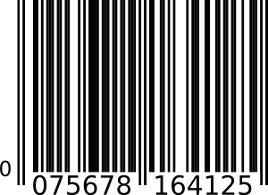 barcode svg clear background
