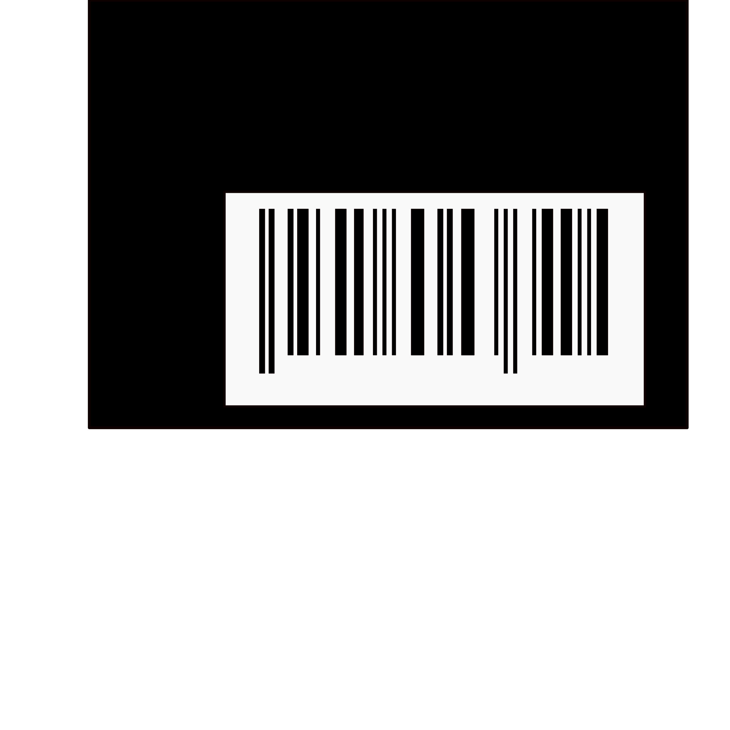 Barcode svg video game