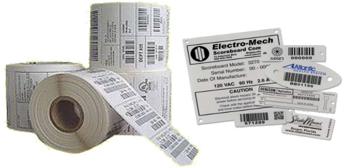 Barcode labels png. Pocket solutions limited