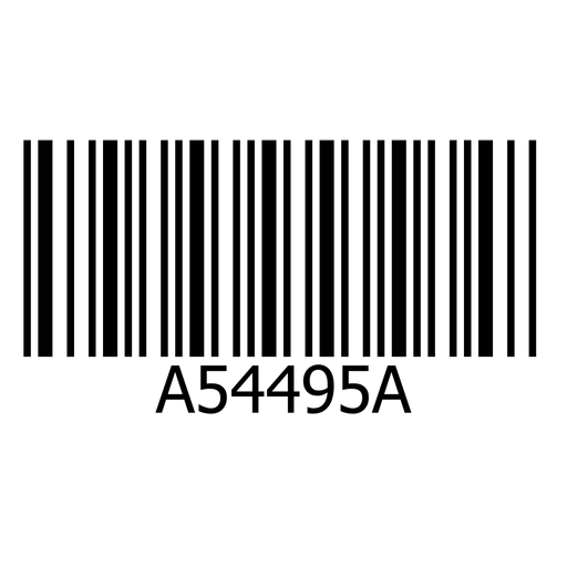 Barcode sticker png. Template transparent svg vector