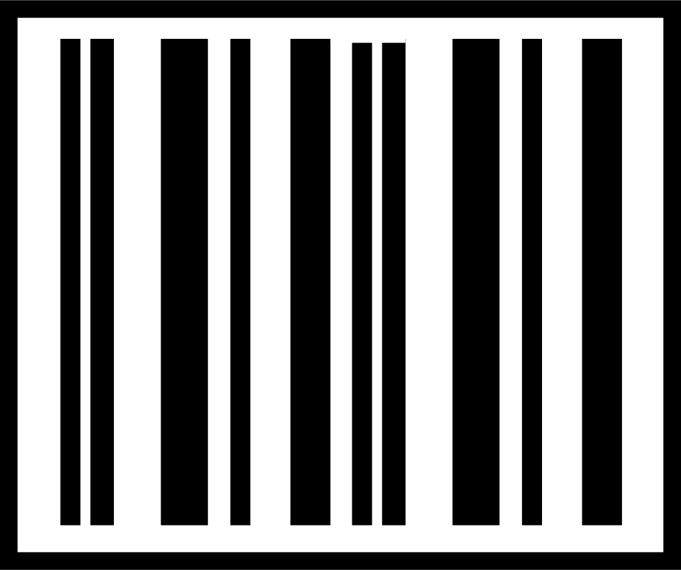 Barcode svg album. Images of png spacehero