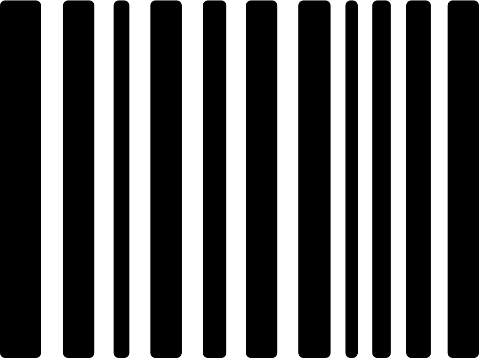Barcode svg album. Lines png icon free