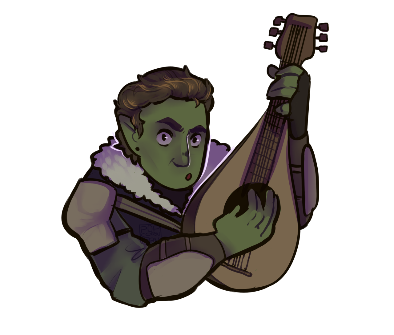 bard drawing boy
