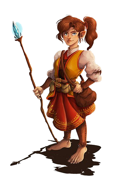 Bard drawing halfling. Related image character art
