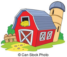 Illustrations and clip art. Barn clipart svg royalty free