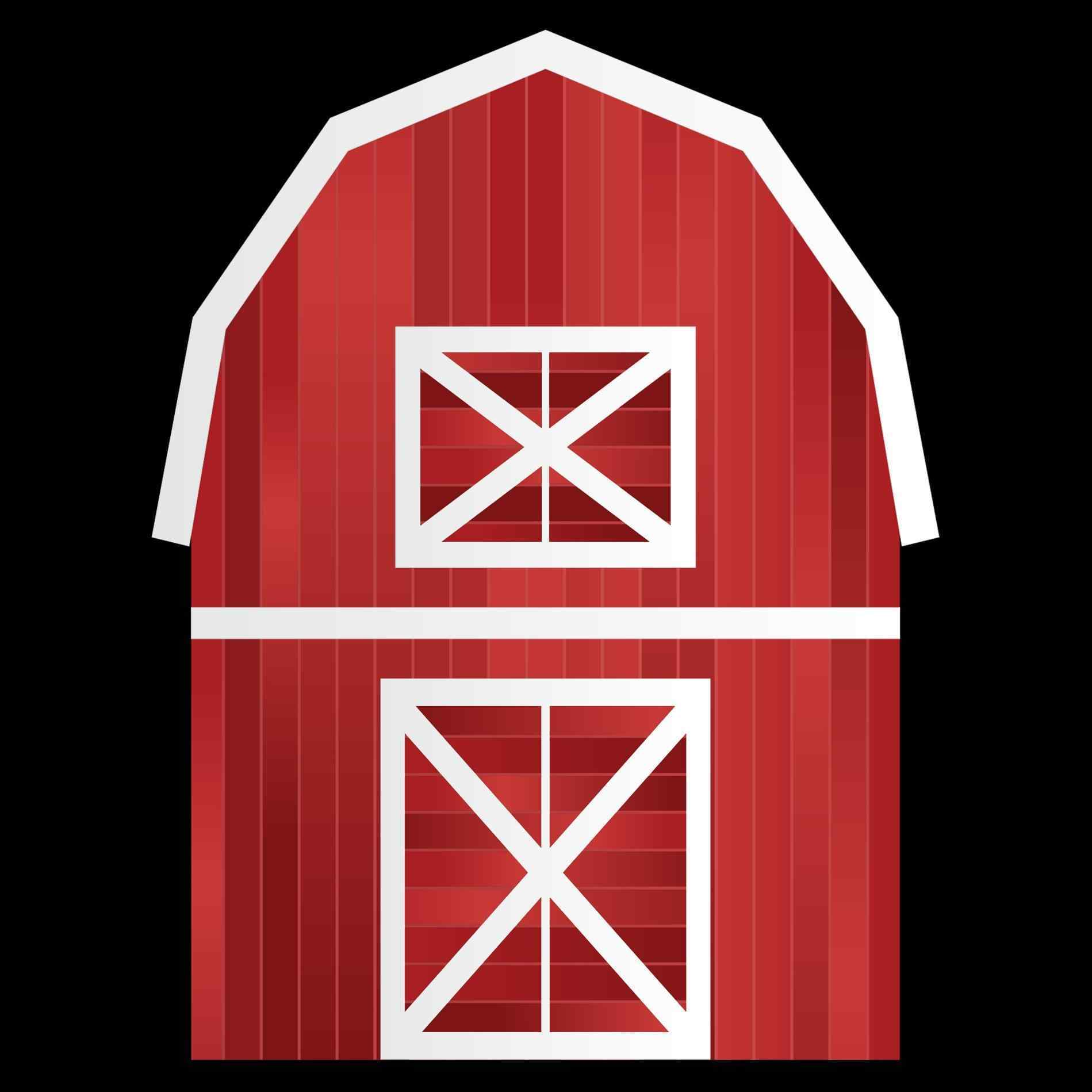 Barn clipart basic. Clip art decorating design