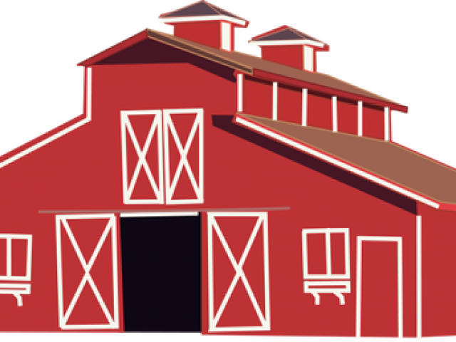 Barn clipart farmhouse. Jpg library stock farm