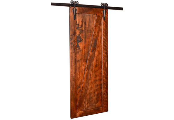 Barn door png. Original heritage industrial craftsman