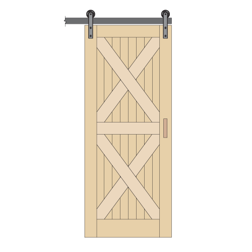 Barn door png. Nz farming towns doors