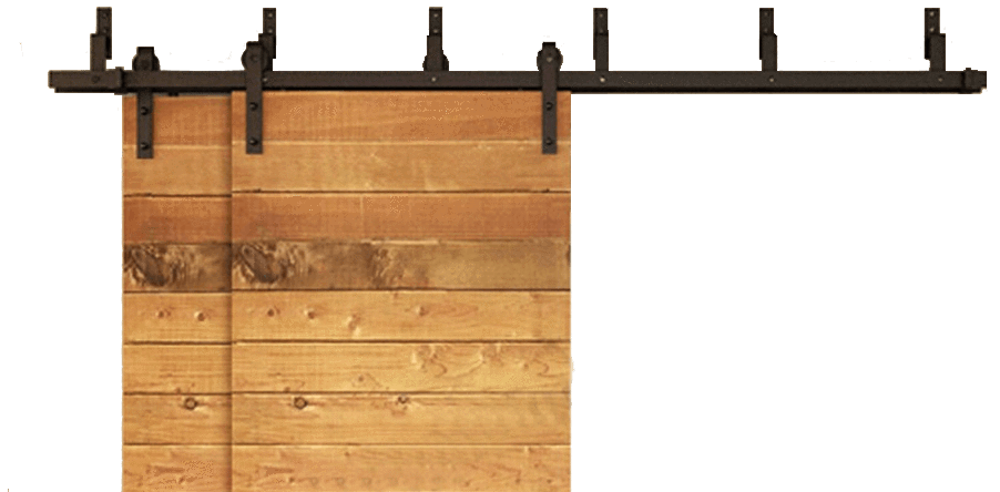 Barn door png. Bypass hardware heavy duty