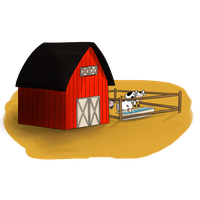 Barn png animal farm. Download category clipart and