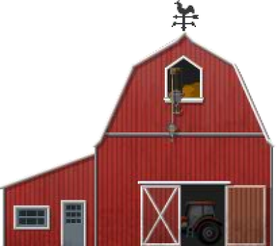 Barn png red. Free images dlpng