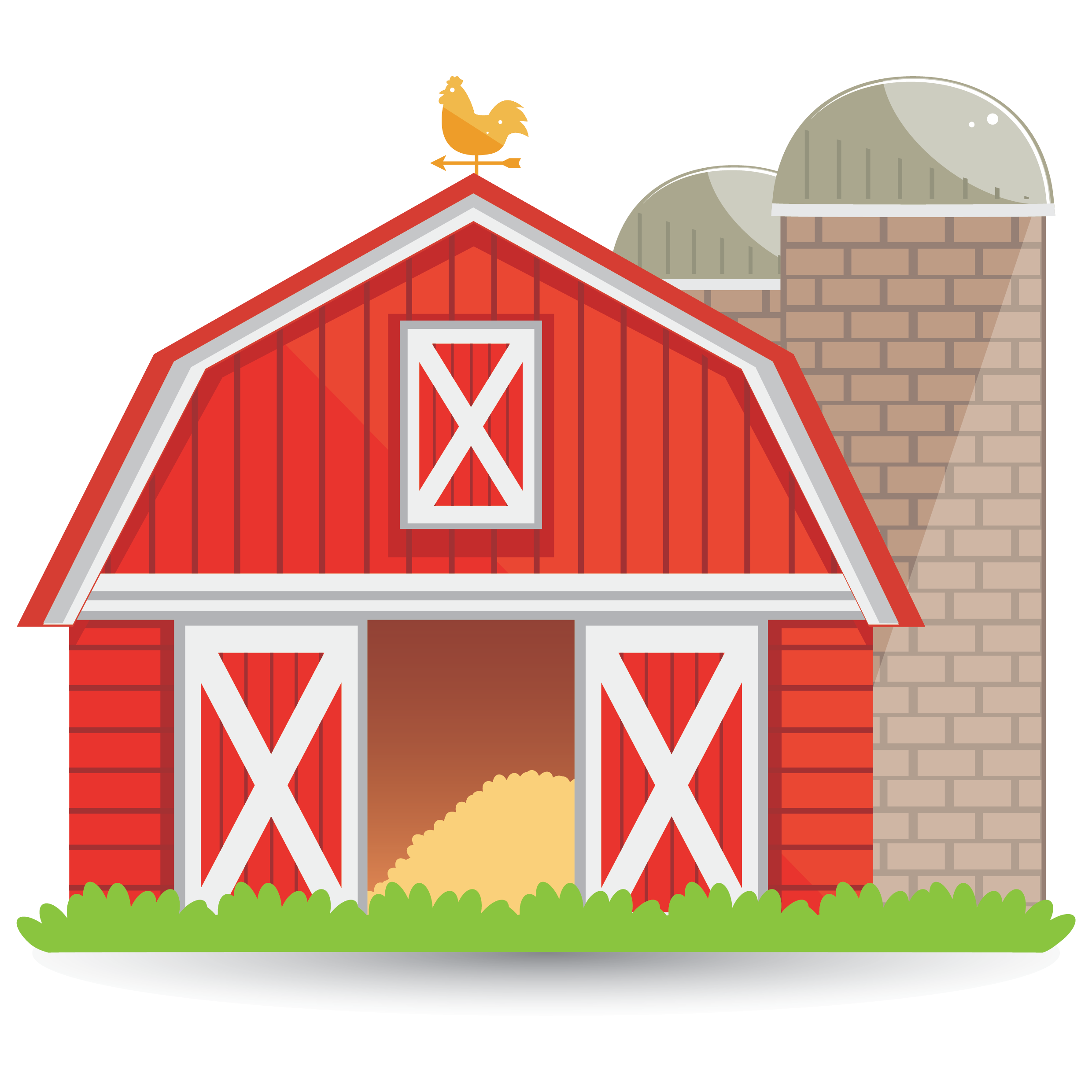 farming png royalty. Barn clipart image library library