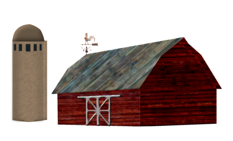Barn png red. Transparent images pngio