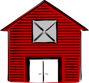 Barn clipart printable. Clip art clipartix for