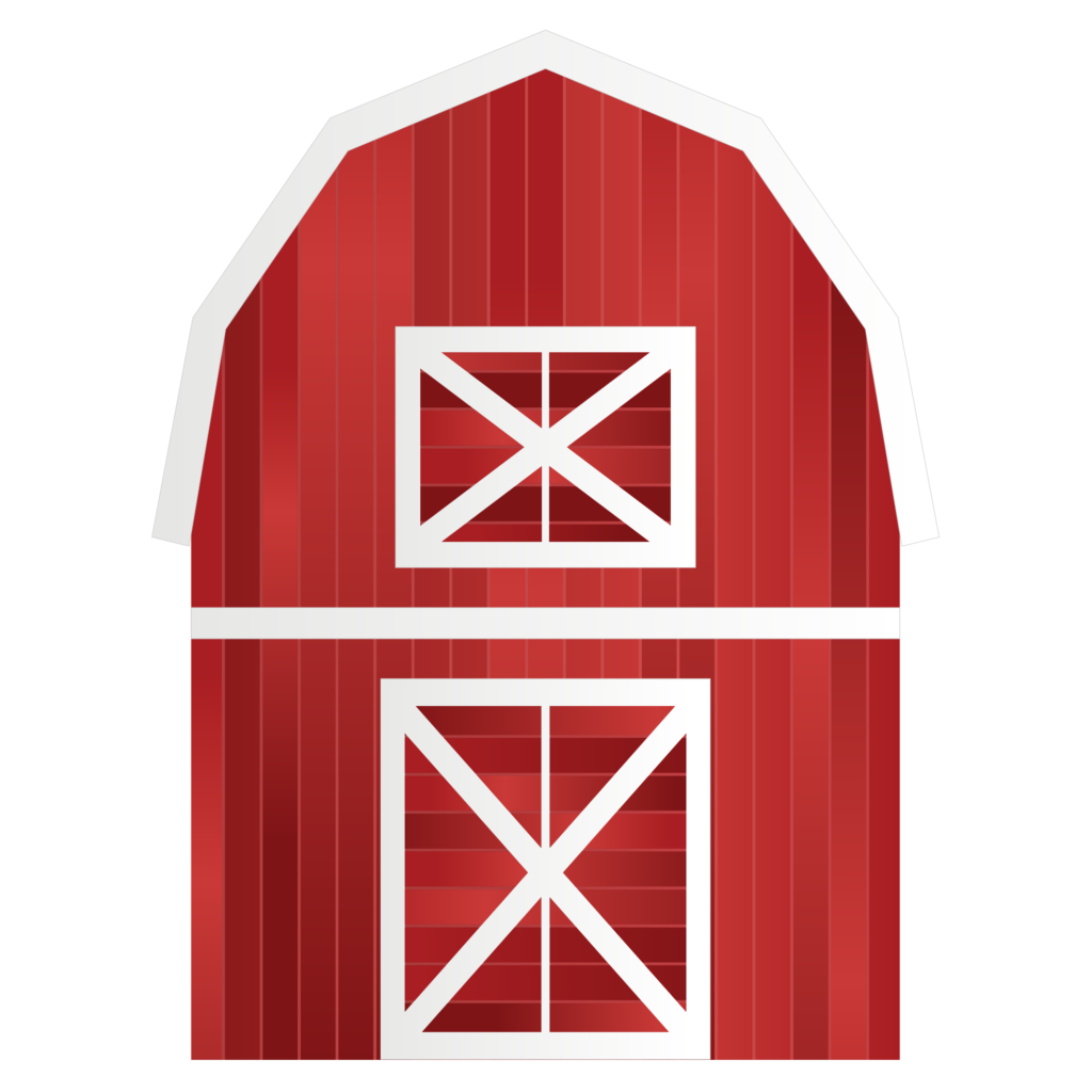 barn png red