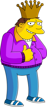 Barney simpsons png. Gumble wikisimpsons the wiki