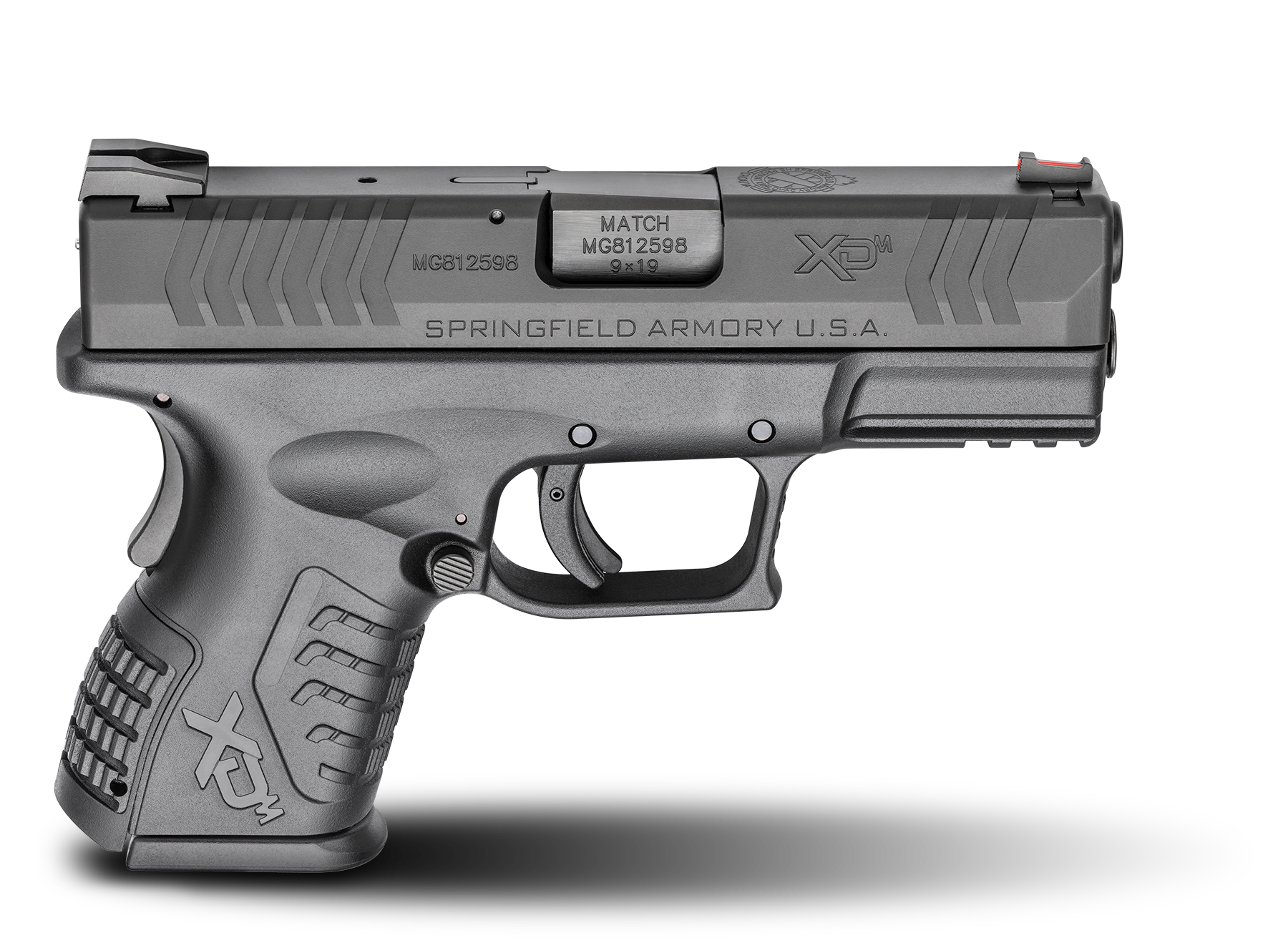 Vector magazines springfield xd. M compact mm concealed