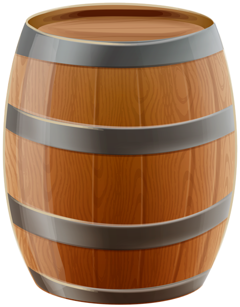Barrel clip wooden. Png art gallery yopriceville