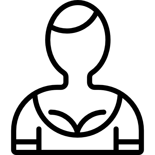 Bartender drawing party. Female icons free download