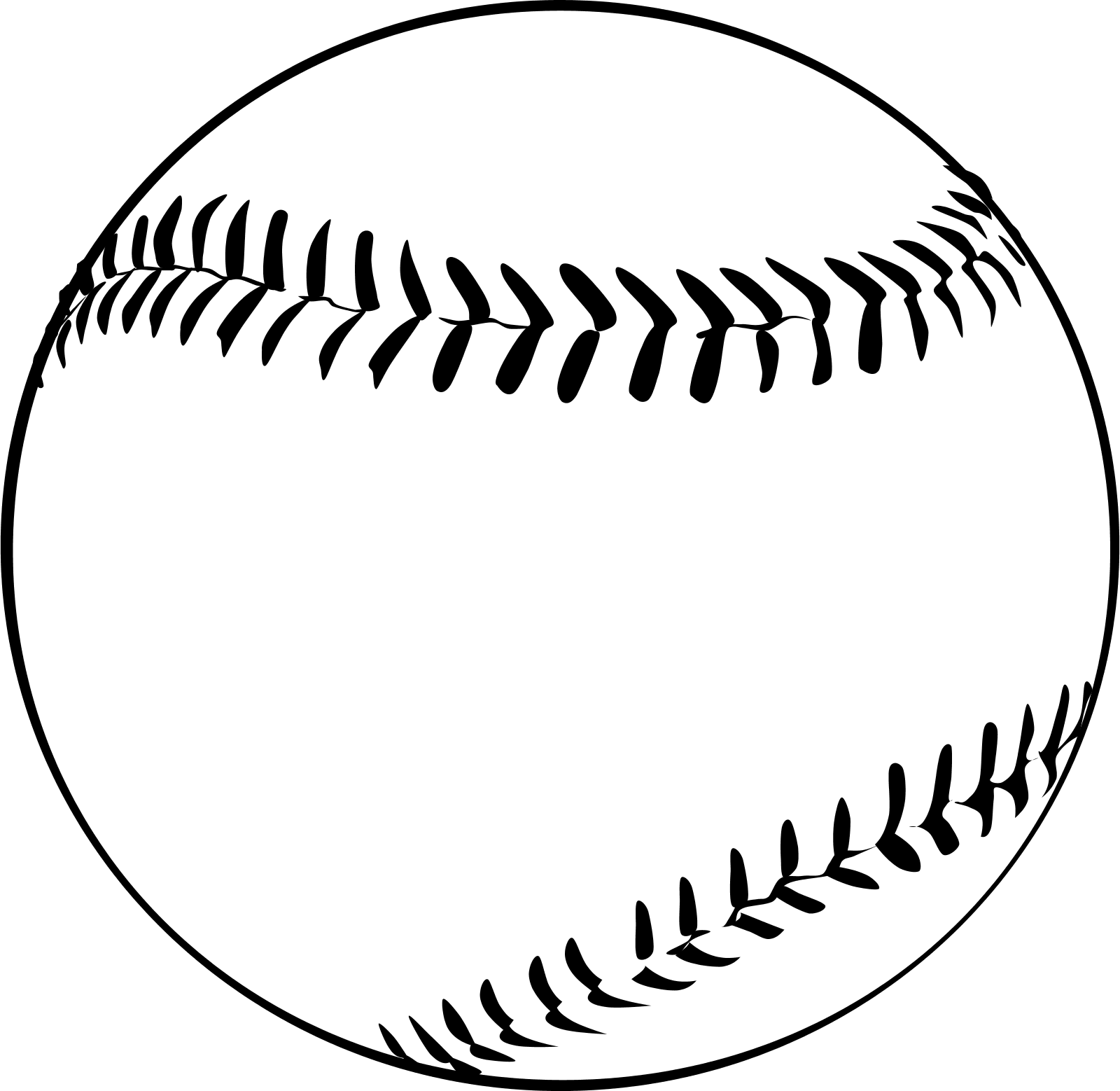 Baseball clipart bow. Black and white png