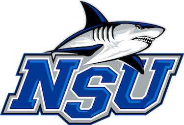 Baseball clipart shark. Nova southeastern sharks wikipedia
