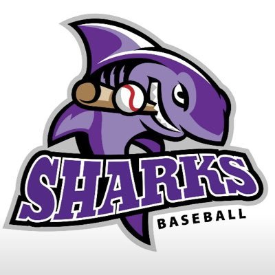 Baseball clipart shark. Mv sharks twitter