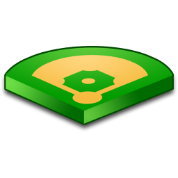 Baseball field png. Icon free download as