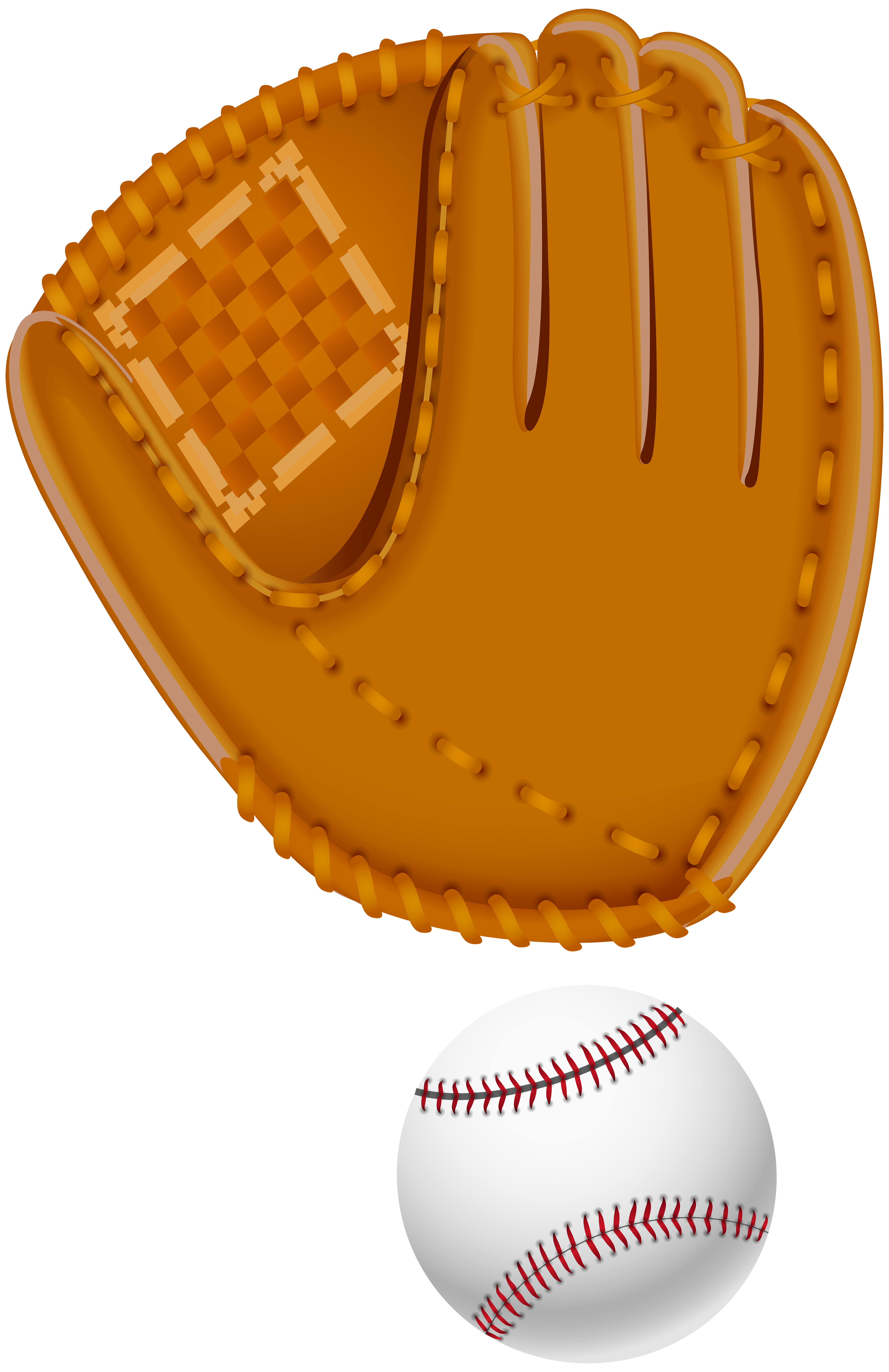 Baseball glove clipart png. Clip art image gallery