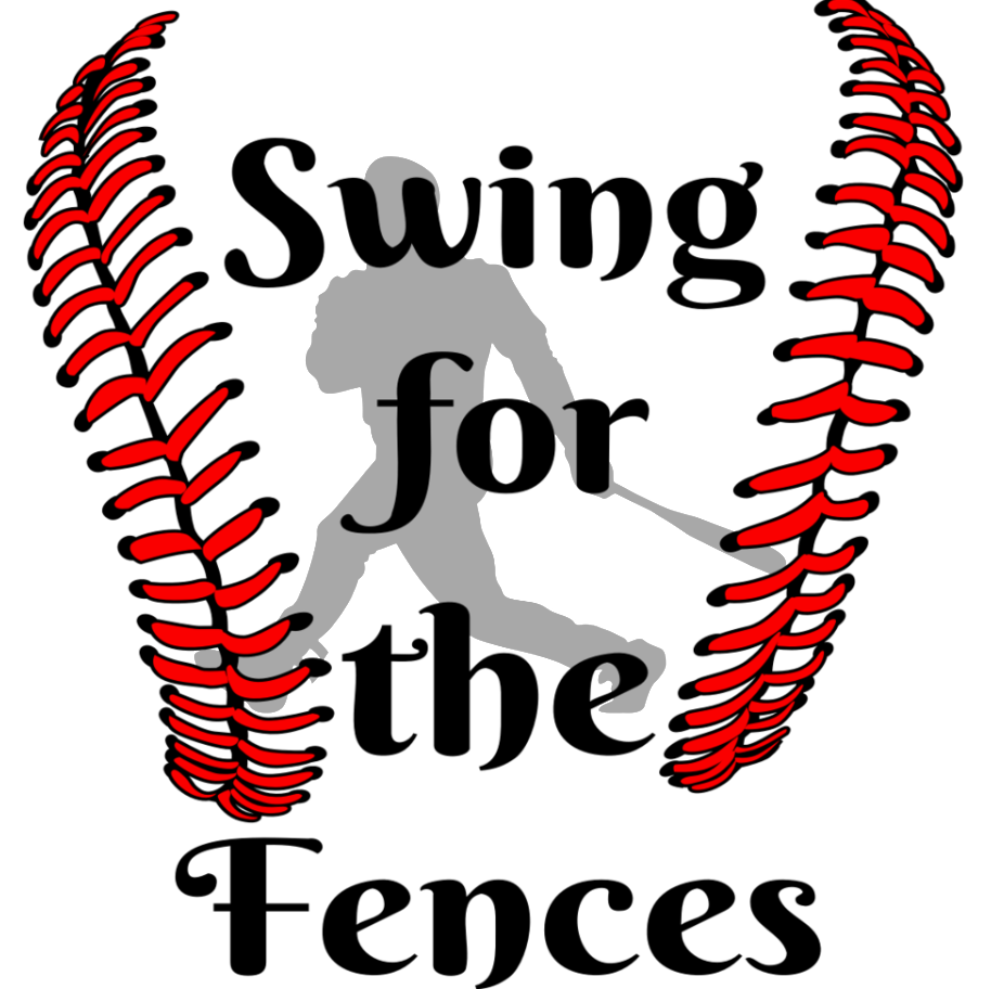 Baseball laces png. Swing for the fences