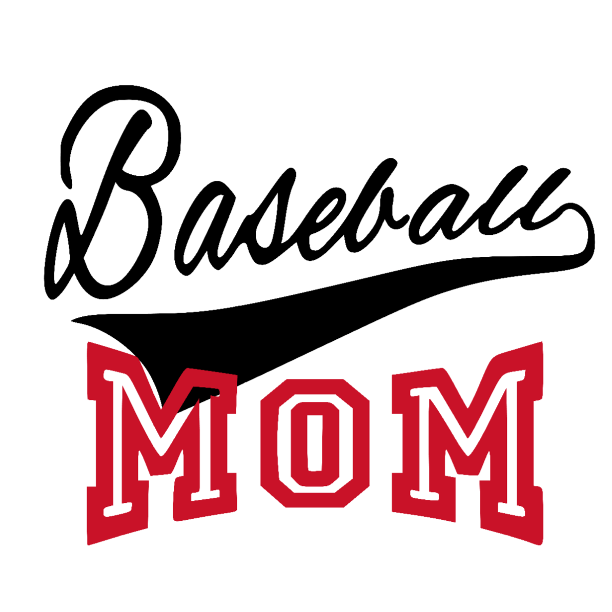 baseball mom png