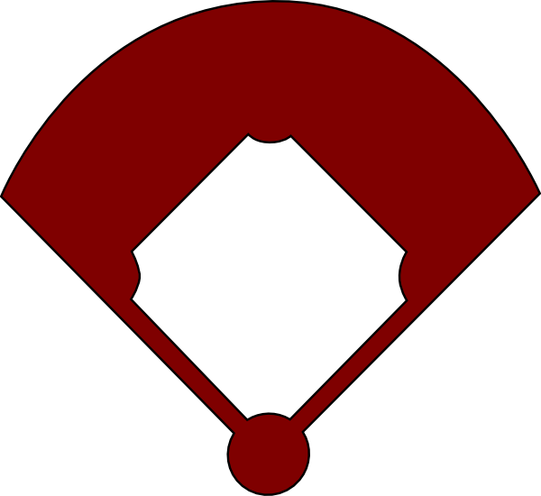 Baseball vector png. Field clip art at