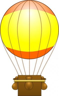 Basket clipart hot air balloon. Background large backgrounds pinterest