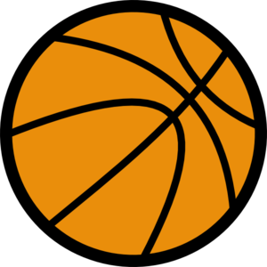 Royalty free clipart basketball. Cartoon
