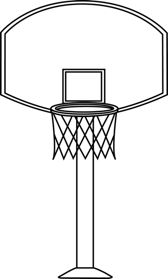 Basketball clipart basketball hoop. Free goal cliparts download