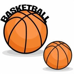 Basketball clipart hat. Sports image of a