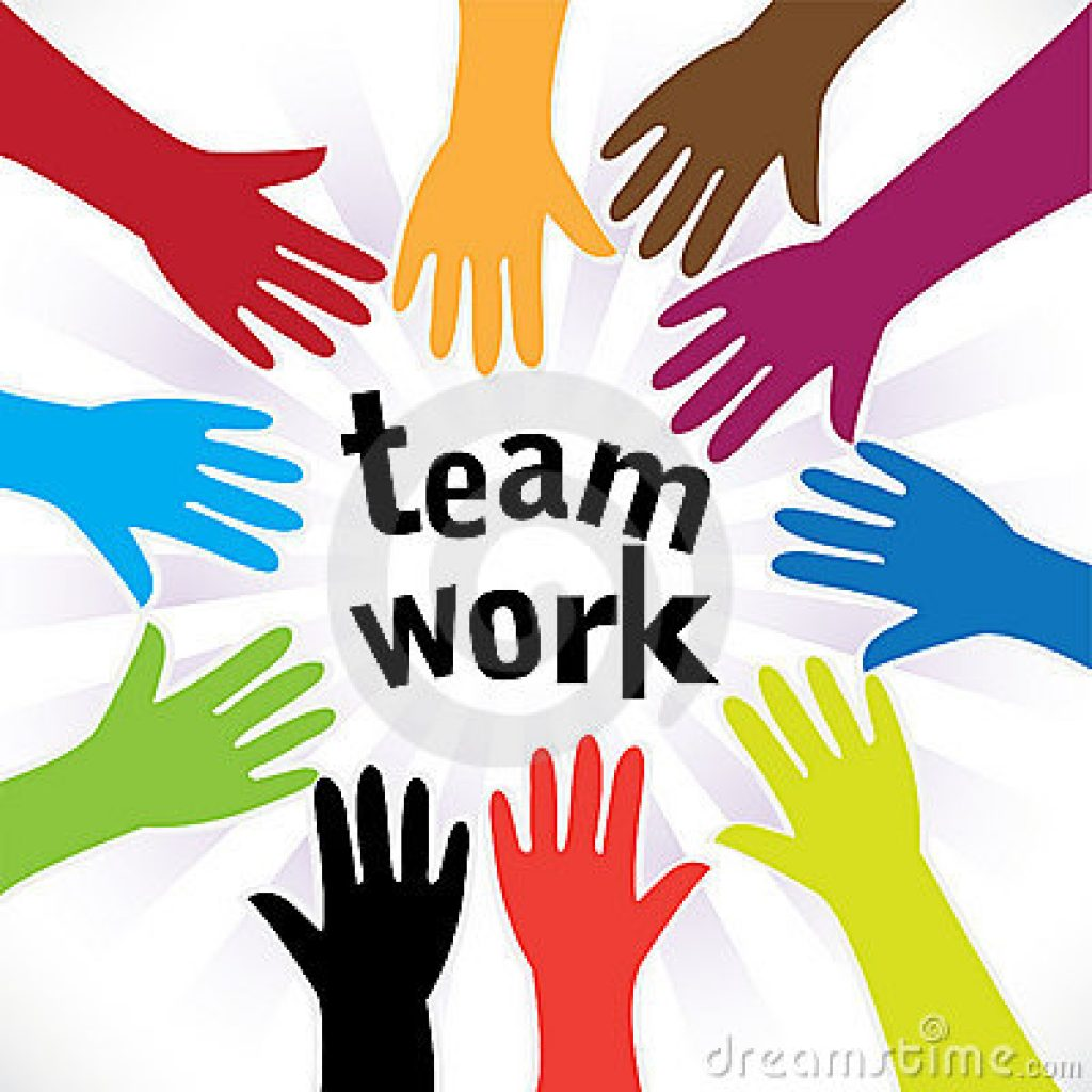 Teamwork clipart. Free basketball hatenylo com