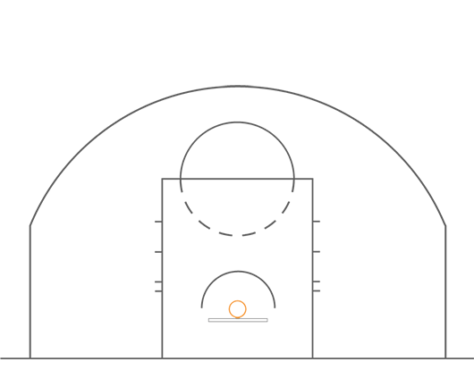 Basketball Court Lines Png Picture 423401 Basketball Court Lines Png