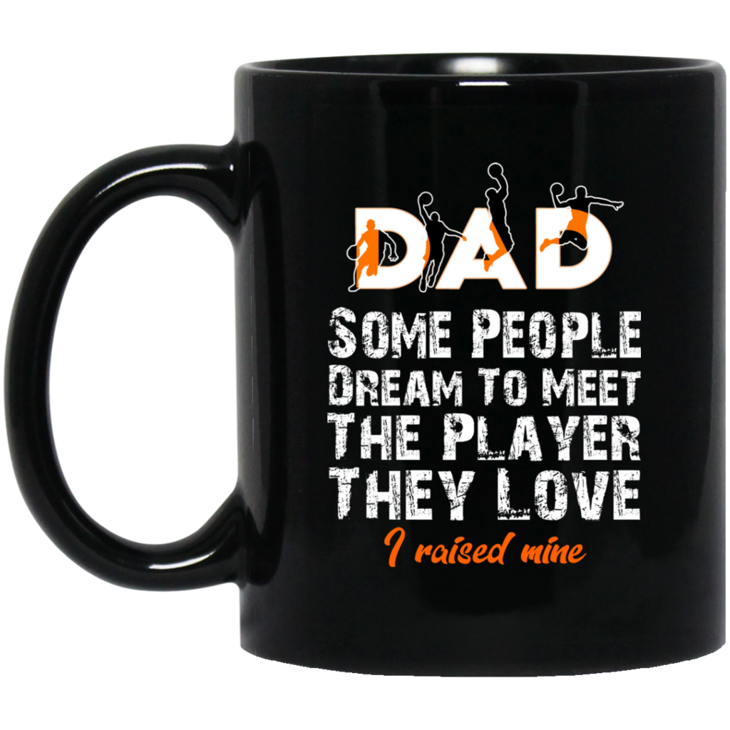Basketball dad png. Oz black mug muse