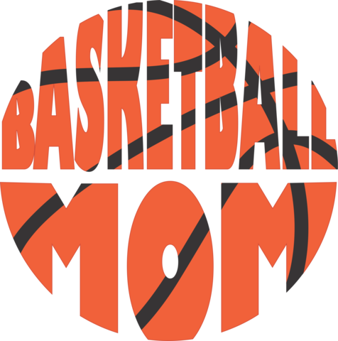 basketball mom png