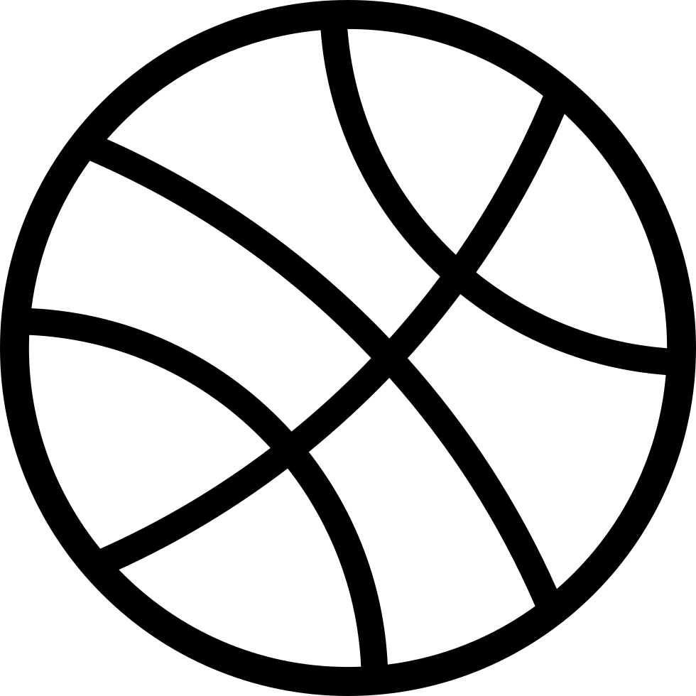Basketball outline png. Ios svg icon free