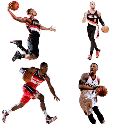 Sports player png. Nba players transparent images
