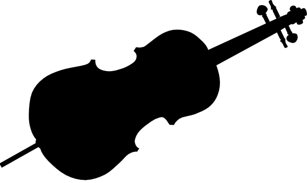 Bass clipart svg. Double silhouette at getdrawings