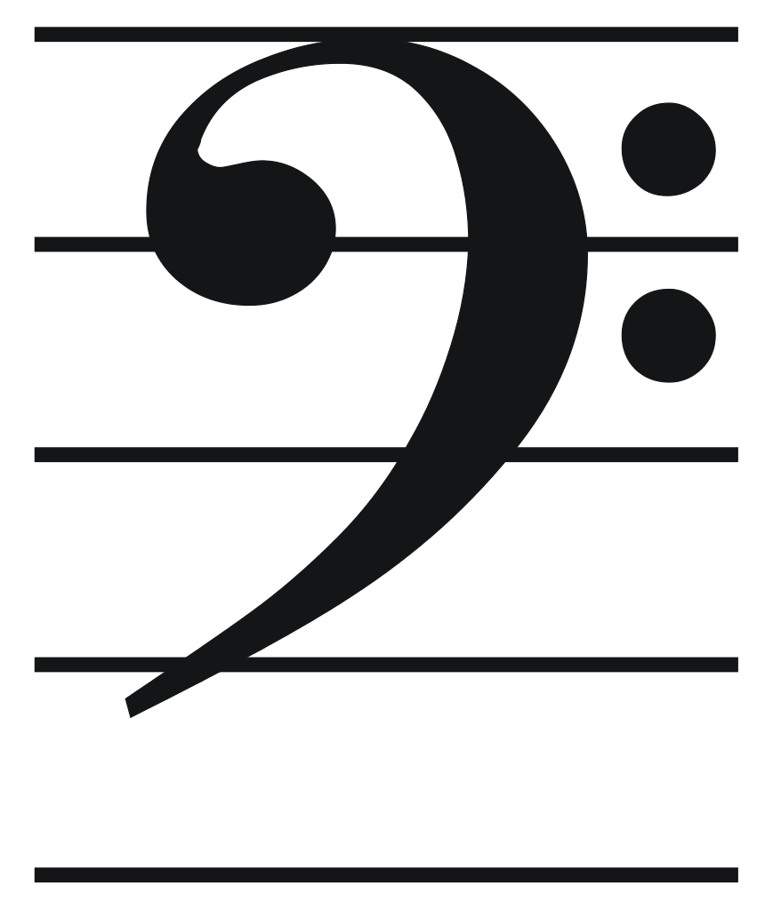 File clef svg wikipedia. Bass staff png vector freeuse