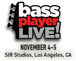 Bass transparent live. Home player buy your