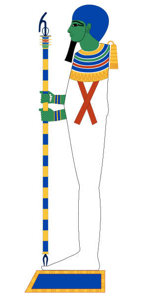 Bastet drawing goddess. Ptah crystalinks