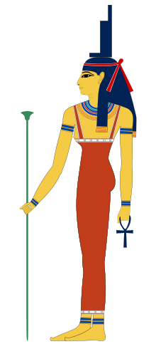 Bastet drawing ancient egypt. Isis wikipedia profile of
