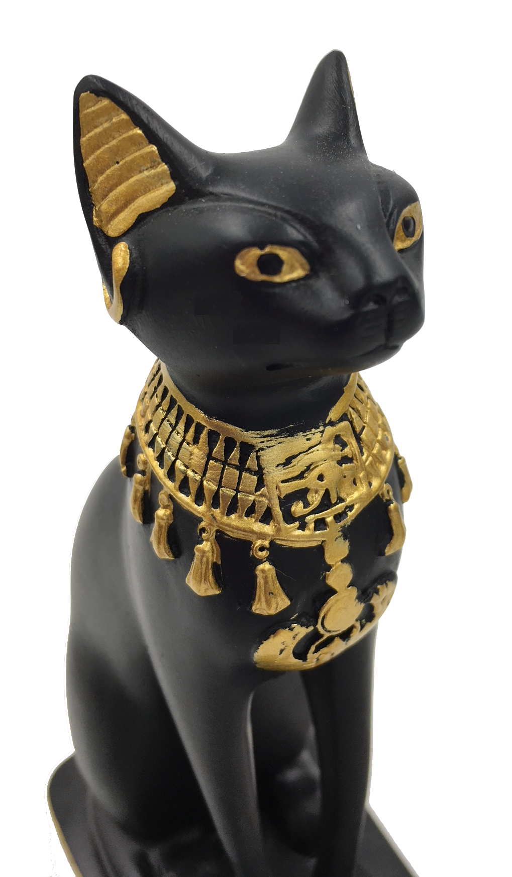 Bastet drawing egyptian mau. Museum replicas ancient egypt