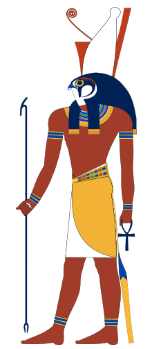 Bastet drawing female goddess. Horus wikipedia