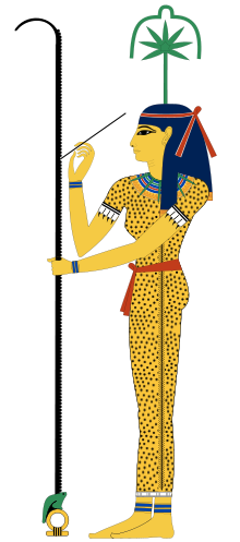 Bastet drawing female goddess. Seshat wikipedia